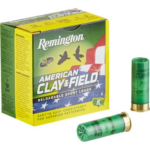 Remington American Clay & Field 12 Gauge Reloadable