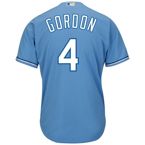 Majestic Men's Kansas City Royals Alex Gordon #4 Cool Base® Alternate Jersey