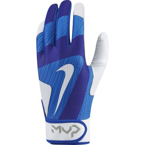 Display product reviews for Nike Men's MVP Edge Baseball Batting Glove