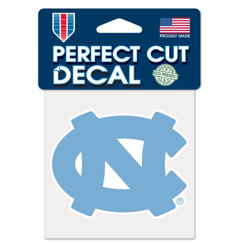 WinCraft University of North Carolina Perfect Cut Color Decal