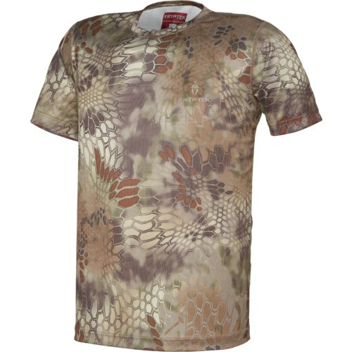 Kryptek Adults' Hyperion Short Sleeve Crew T-shirt