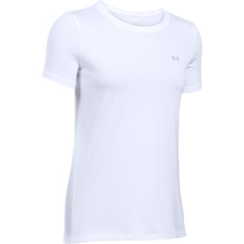 Under Armour Women's HeatGear Armour Short Sleeve Shirt