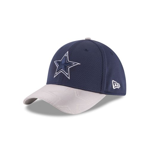 New Era Men's Dallas Cowboys On-Field Sideline 39THIRTY Hat