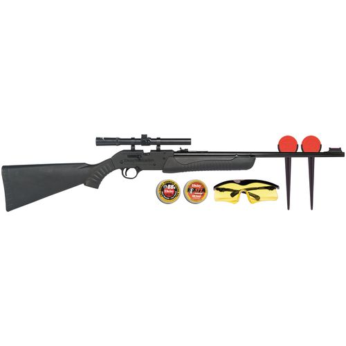 Display product reviews for Daisy® PowerLine 901 .177 Caliber Multipump Air Rifle Kit