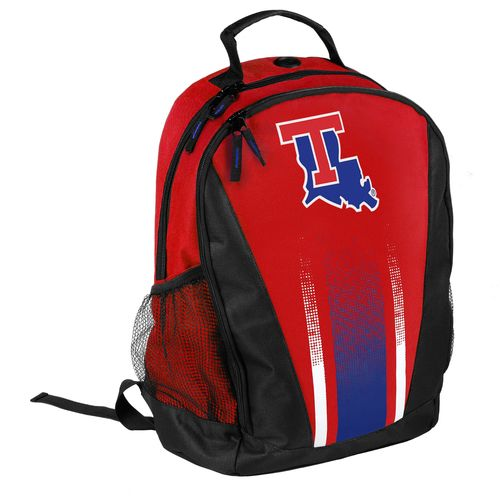 Forever Collectibles™ Louisiana Tech University Stripe Primetime Backpack