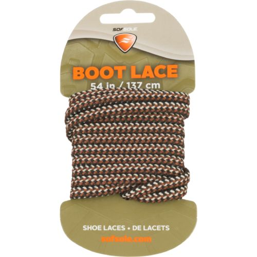 "Display product reviews for Sof Sole™ 54"" Boot Laces"