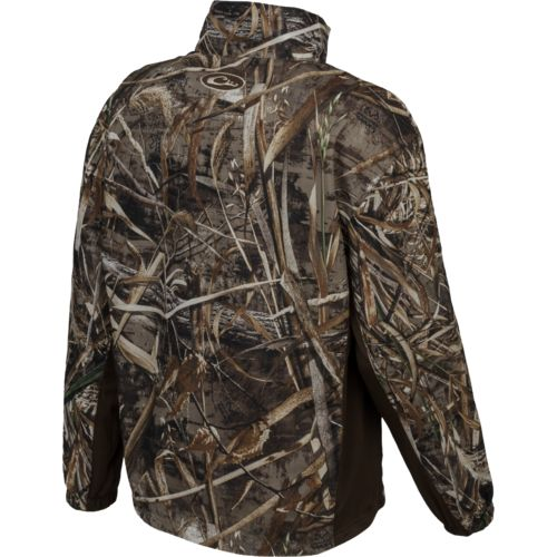 Drake Waterfowl Men's EST 1/4 Zip Pullover - view number 3