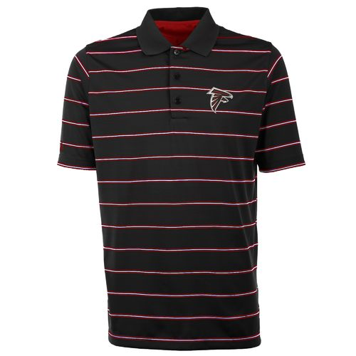 Antigua Men's Atlanta Falcons Deluxe Polo Shirt