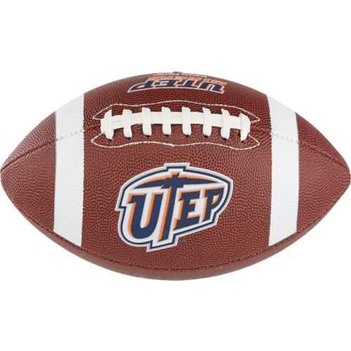 Rawlings® University of Texas at El Paso Game Time Full-Size Football