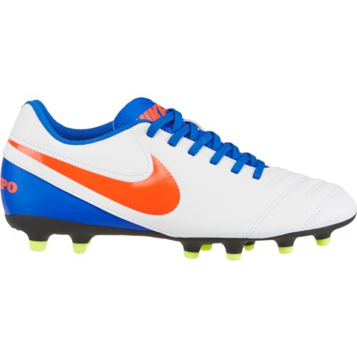 Display product reviews for Nike Women's Tiempo Rio III FG Soccer Cleats