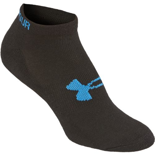 Display product reviews for Under Armour Women's Reflective Quarter Running Socks 6 Pack