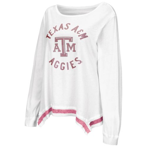 Touch by Alyssa Milano Women's Texas A&M University End Zone Top