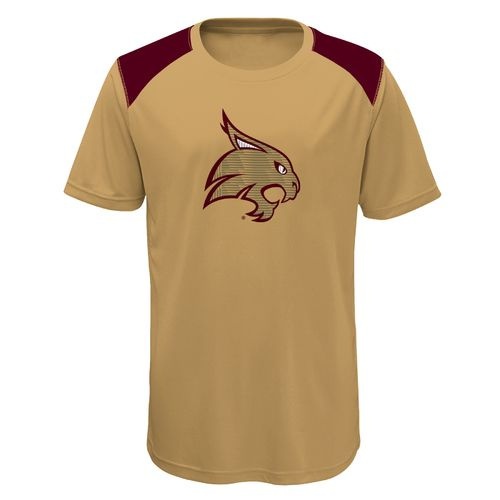 Gen2 Boys' Texas State University Ellipse Performance Top