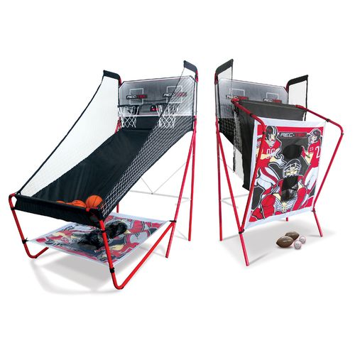Rec-Tek™ 3-in-1 Sport Center