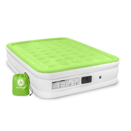 Air Comfort Dream Easy Queen Size Raised Air Mattress with Built-In Pump - view number 4