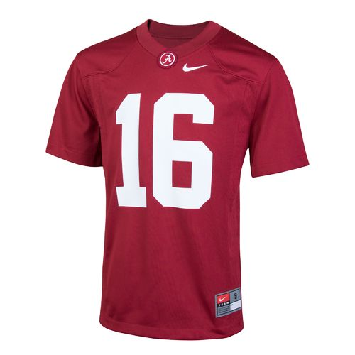 Nike™ Boys' University of Alabama Replica Football
