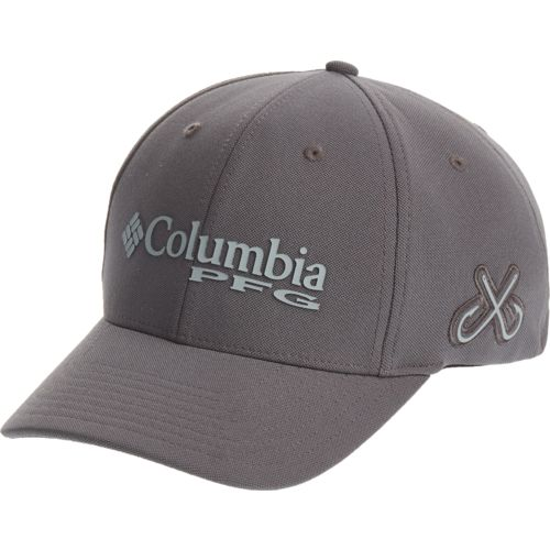 Columbia Sportswear Adults' PFG Mesh Pique Ball Cap