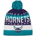adidas™ Men's Charlotte Hornets Cuffed Pom Knit Hat