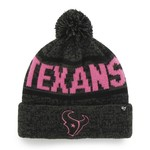 '47 Houston Texans Women's Northmont Cuff Knit Cap