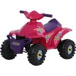 RollPlay Toddler Girls' Mini Quad Ride-On