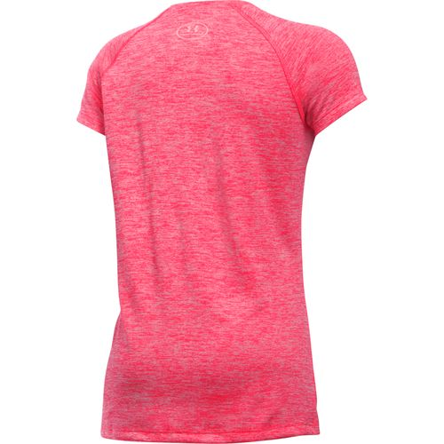 Under Armour Girls' Big Logo Short Sleeve T-shirt - view number 2