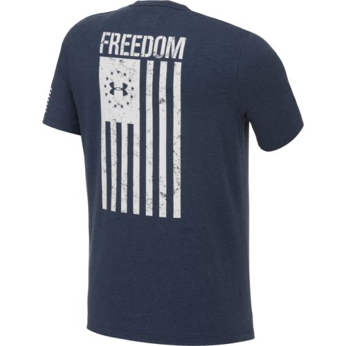 Under Armour™ Men's Freedom Flag Short Sleeve T-shirt