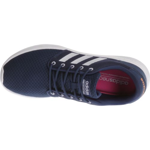 adidas Women's cloudfoam QT Racer Running Shoes - view number 4