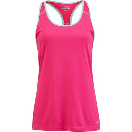 BCG Women's Racerback Solid Tech Tank Top - view number 1