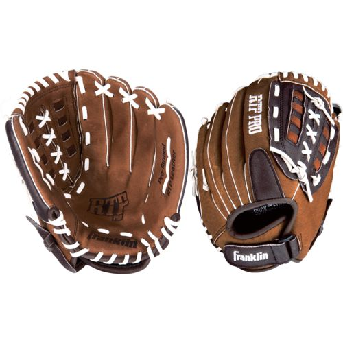 Franklin Adults' RTP® Pro Series 12.5' Baseball Glove