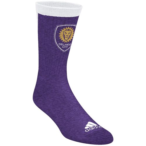 adidas Men's Orlando City SC Hook Socks