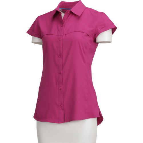 Magellan Outdoors Women's Falcon Lake II Short Sleeve Top - view number 2