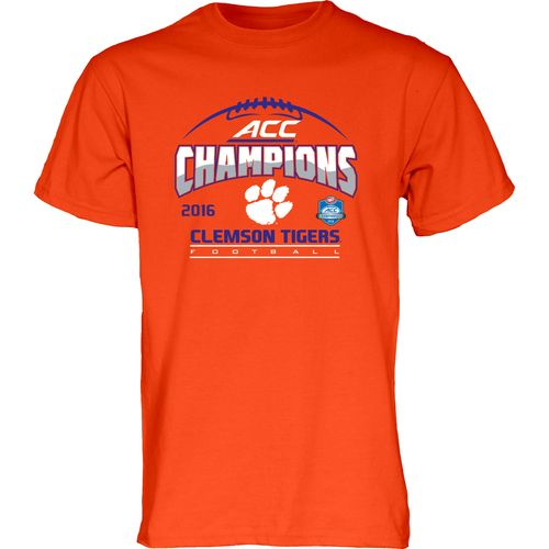 Blue 84 Boys' Clemson University 2016 ACC Football Champions T-shirt