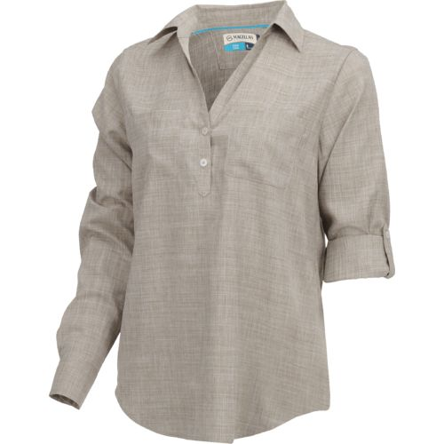 Display product reviews for Magellan Outdoors Women's Aransas Pass Heather Henley