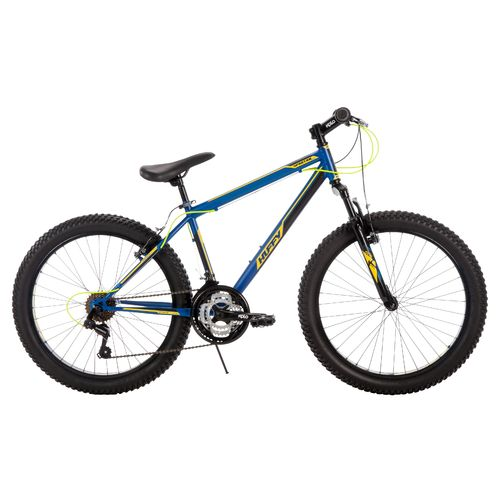 Huffy Boys' Spartan 3.0 24' 21-Speed Mountain Bike