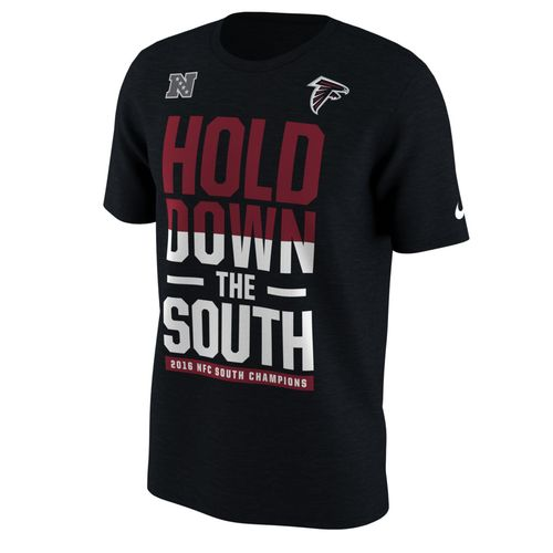Nike Boys' Atlanta Falcons 2016 NFC South Division Champions T-shirt