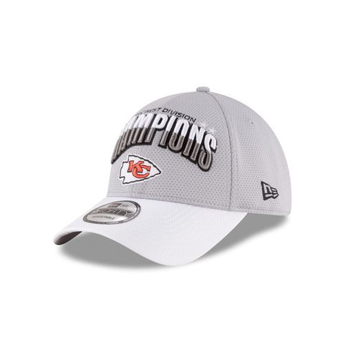 New Era Men's Kansas City Chiefs AFC West Division Champs 2016 9FORTY Cap