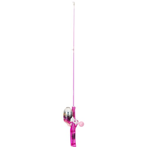 Shakespeare Disney Princess 2 ft 6 in Spincast Lighted Rod and Reel Combo