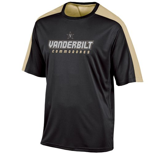 Champion™ Men's Vanderbilt University Colorblock T-shirt