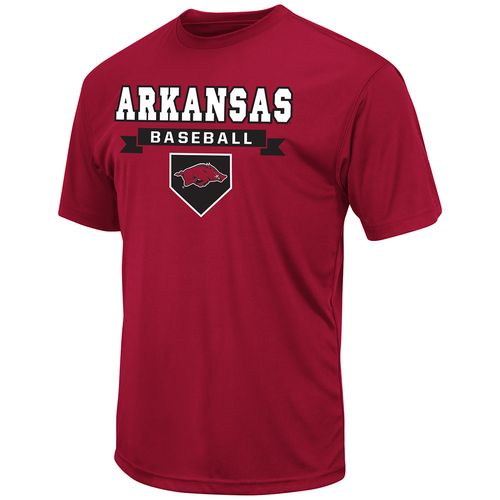 Colosseum Athletics™ Men's University of Arkansas Baseball T-shirt