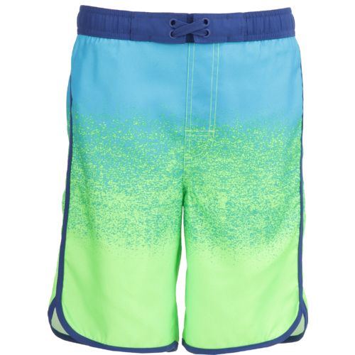 O'Rageous Boys' Splash Scalloped Boardshort