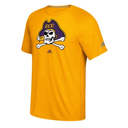 adidas Men's East Carolina University School Logo Ultimate T-shirt