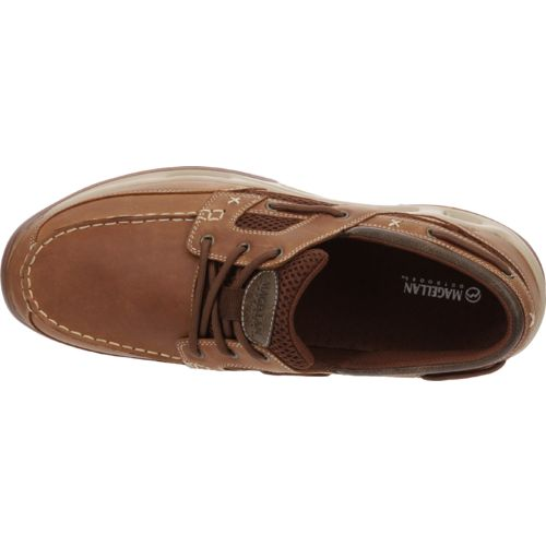 Magellan Outdoors Men's Waterline Vented Boat Shoes - view number 4