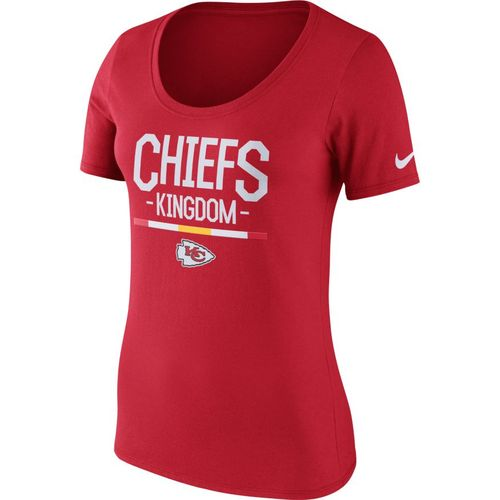 Nike™ Women's Kansas City Chiefs Local Spirit T-shirt - view number 1