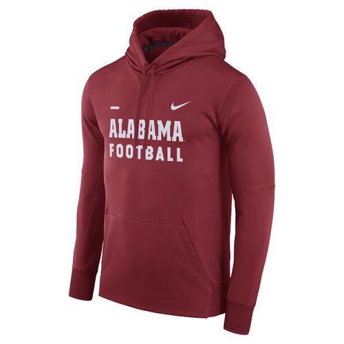 Nike Men's University of Alabama Therma-FIT Pullover Hoodie