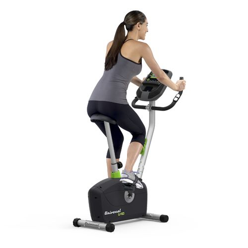 Universal U10 Upright Exercise Bike - view number 2