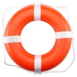 Jim-Buoy 24 in G Style Life Ring - view number 1