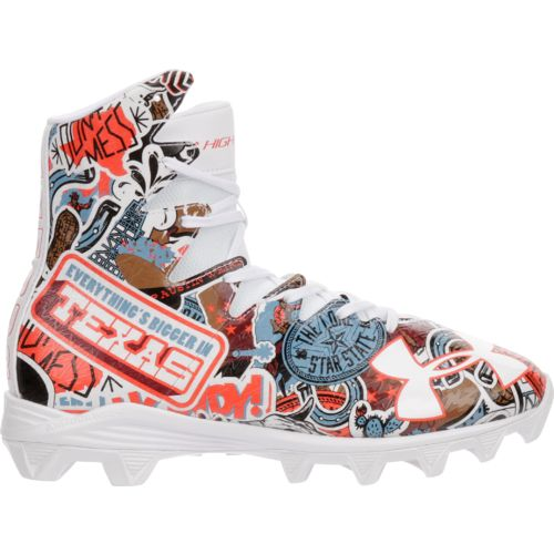 Under Armour Boys' Highlight RM LE Football Cleats