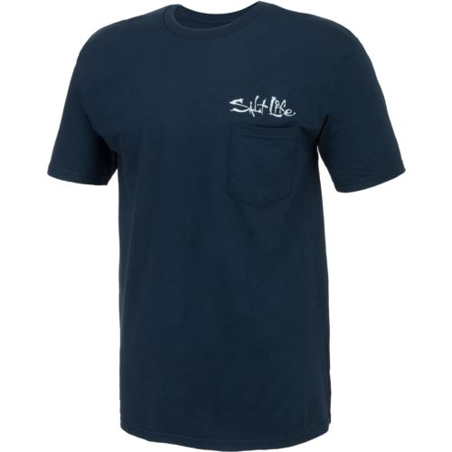 Salt Life Men's Salty Crab Short Sleeve T-shirt - view number 3