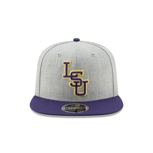 New Era Men's Louisiana State University Original Fit 9FIFTY® Cap - view number 6