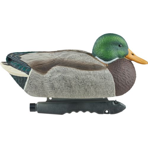 Display product reviews for Game Winner Carver's Edge Series Resting and Sleeping Mallard Duck Decoys 6-Pack